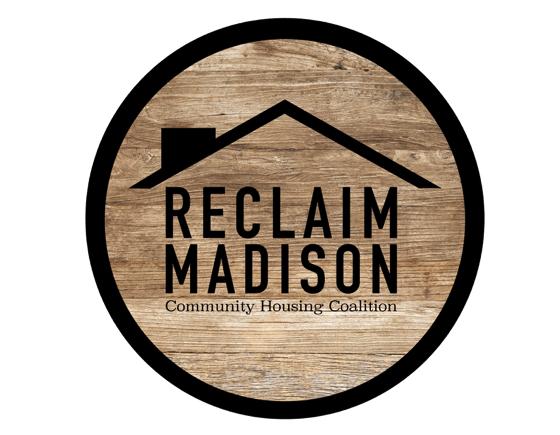 Reclaim Madison Logo